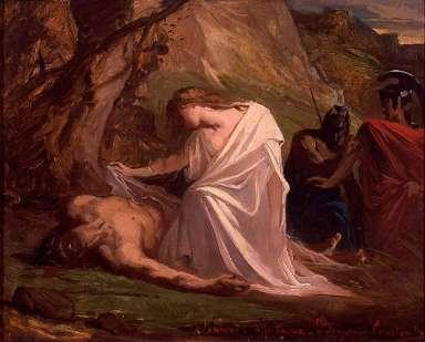 Antigone et Polynice