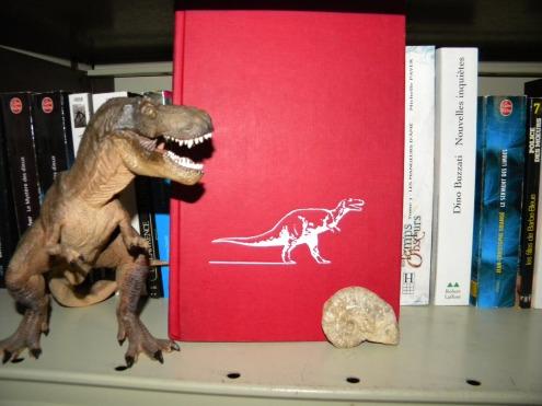 Le Parc jurassique de Michael Crichton ft. Tauron le Tyrannosaurus Rex