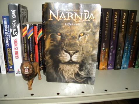 Le Monde de Narnia C.S. LEWIS