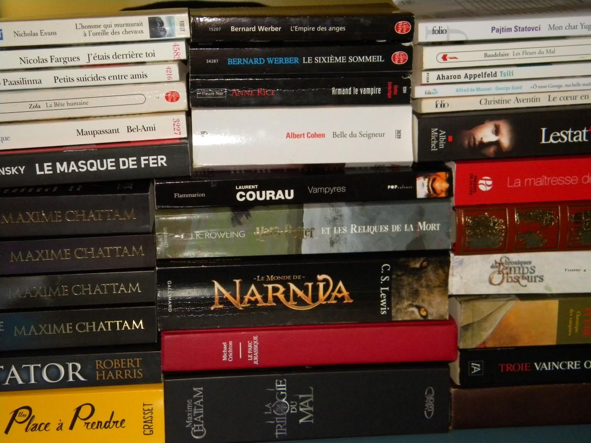 Tag littéraire : Les 9 œuvres littéraires qui m'ont marqué à vie