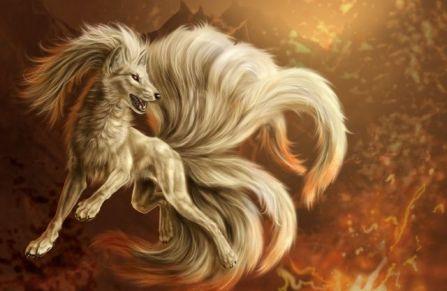 Feunard Kitsune