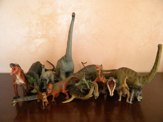 Dinosaures Safari. Crédit : Chris Bellabas