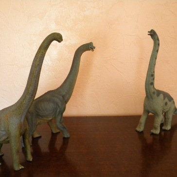 Brachiosaures Schleich, Papo, Safari