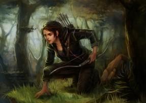 Len-yan, The Hunger Games, Katniss Everdeen