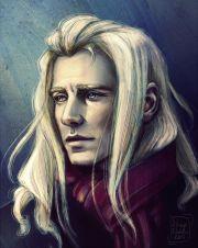 Marius le vampire.