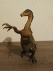Therizinosaurus papo, crédit : Chris Bellabas