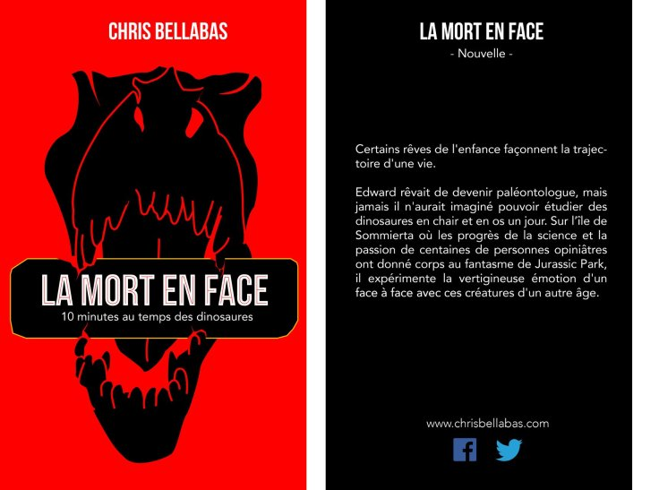 La Mort en Face Chris Bellabas