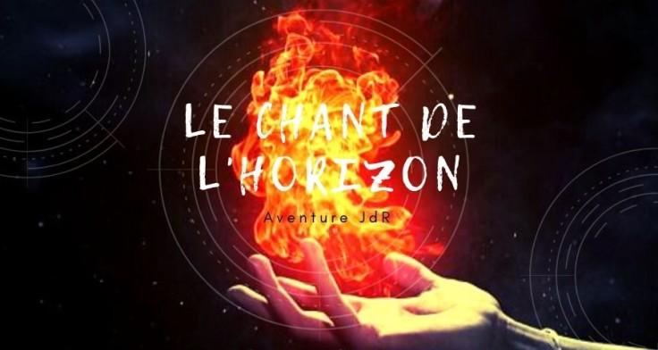 Le Chant de l'Horizon bannière JDR